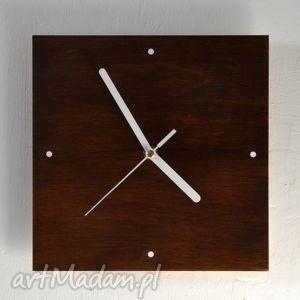 zegary zegar wood clock, zegar, drewniany, prezent, dom, drewno, vintage