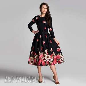 Sukienka marie 3 4 midi izabella sukienki livia clue midi