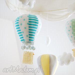 Balon - ozdoba pokoiku dziecka, balon, karuzela, mobil, ozdoba, powieszenia, pokoik