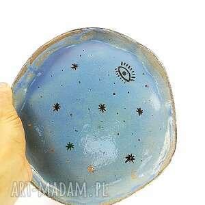 ręcznie zrobione ceramika patera ceramczna