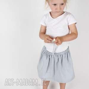 Muślinowa spódniczka, spódnica, muslin, lato, dziewczynka, ubranie