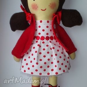 zamówienie specjalne dla pani agnieszki, lalka, zabawka, przytulanka, prezent