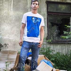 bluzki t-shirt z plakatem, plakat, mingus, świerzy, bawełna, polski, design