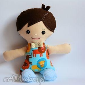 ręczne wykonanie lalki cukierkowa lala - piotrek