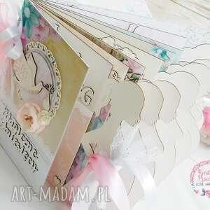 scrapbooking albumy album ciążowy, album, ciąża, dziecko