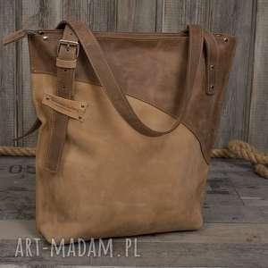 ręcznie robiona skórzana torebka niebieska, skórzane torby, torebki