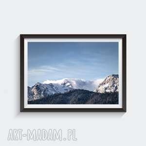 tatry iii - autorska fotografia barwna 30x45, góry, tatry, krajobraz, widok