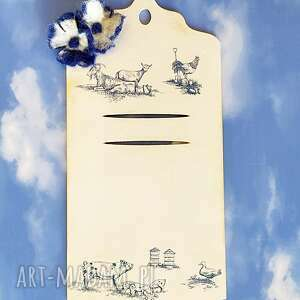 deseczka na kalendarz holenderska dekoracja kolekcja auf dem - dekoracja