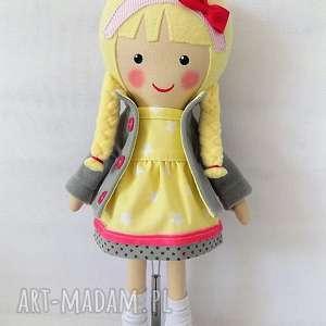 Prezent MALOWANA LALA DOROTKA Z DRUGIM ZESTAWEM UBRANEK, lalka, zabawka, przytulanka