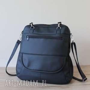 ręczne wykonanie pomysł na prezent święta plecak torba listonoszka