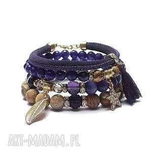 sand and violet vol 4 /07-01-21/ set, kamienie, minerały, zestaw, komplet, ki