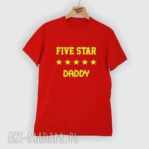 hand-made koszulki koszulka z nadrukiem dla taty, prezent dzień ojca, od dzieci, syna