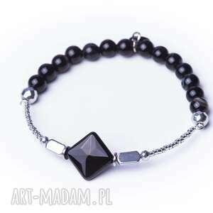 WHW High - Dark Diamond II, dwustronna, kamienna, elastyczna, onyks, sardonyks