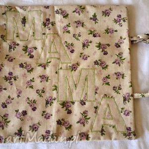 poszewka dla mamy z bawełny gotowa do wysyłki anolina - pościel