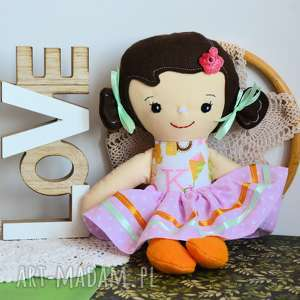 lalka tancereczka - dorotka 35 cm, lalka, dziewczynka, bezpieczna, chrzest