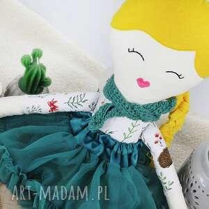 lalki anastazja, szmaragdowa lala, ogromna 75 cm, lalka, szmacianka, doll