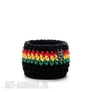 dekoracje koszyk rasta, s, kosz, koszyk, koszyczek, reggae, prezent