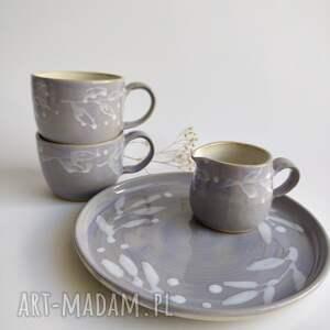hand made ceramika zastawa do espresso