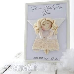hand made pokoik dziecka mini oryginalny prezent na chrzest dla dziewczynki