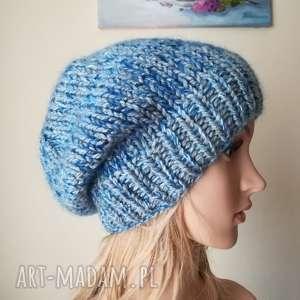 handmade czapki arktyczne wakacje grubaśna czapa