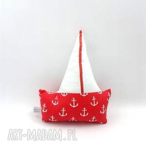 łódka - prezent, rękodzieło, święta, zabawka, dziecka
