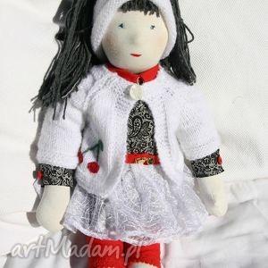 tulilalki lalka waldorfska krysia z ubrankami i dodatkami, lalka