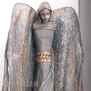 anioł szczęścia, stróż, talizman na szczęście, prezent ślubny, opiekun