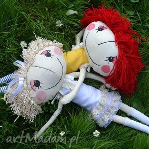 anolinka według twojego projektu - lalka z duszą - rękodzieło