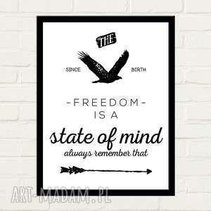 Freedom Plaklat 30x40, plakat