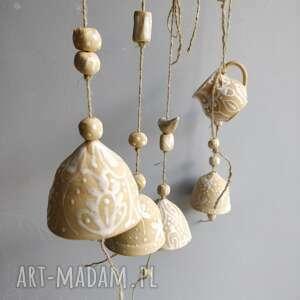 dzwoneczki ceramiczne 2, prezent, dzwoneczki, dzwoneczek ceramiczny, ceramika