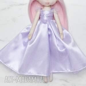 lalki dodatkowa suknia balowa dla mafee dolls, suknia