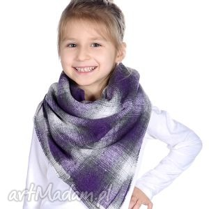 chusta dziecięca - ciepła, prezent apaszka, zimowa