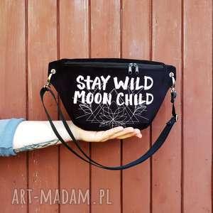 nerka xxl aksamitna moon child - ,nerka,moon,księżyc,wild,aksamit,haft,