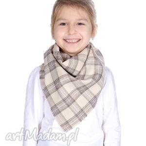 chusta dziecięca - kolorowe chustki i apaszki, trójkąt