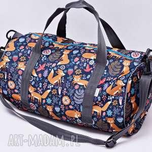 handmade podróżne torba podręczna podróżna wodoodporna, na basen, siłownię, sportowa