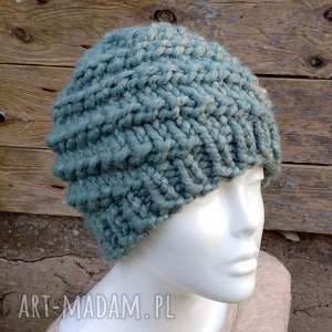 czapka tanana - czapka, ciepła, wełniana, oryginalna, prezent, zima