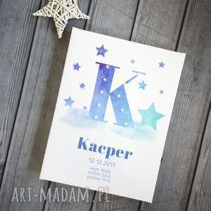 pokoik dziecka świecąca metryczka led imię litera prezent urodziny roczek