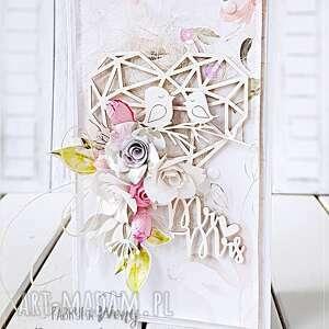 pamiątka ślubu #204, kartka ślubna, na ślub