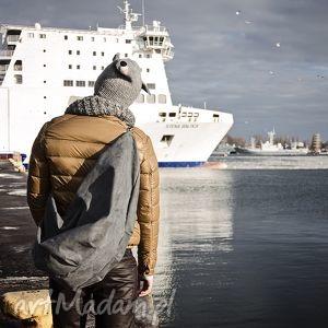 wyjątkowe prezenty, torba łódka 3, worek, łódka, inne, eko zamsz, gdynia