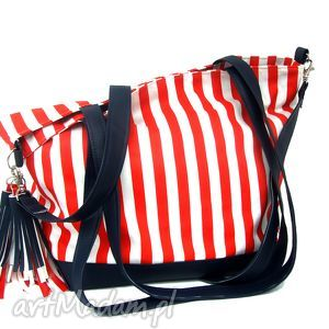 handmade torebki torba xl marine