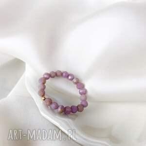 pierścionek - siderit