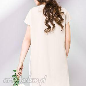kaszmirowa sukienka oversize, kobieca, wiosna, delikatna, wyjątkowa, sweet