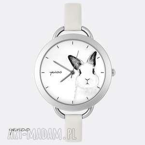handmade zegarki zegarek, bransoletka - królik