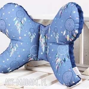 Motylek - poduszka antywstrząsowa łapacze granat pokoik dziecka