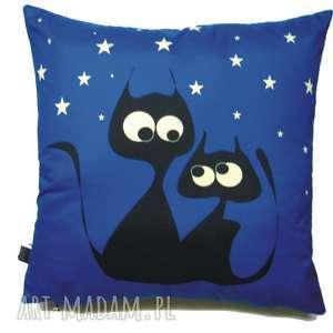 Poduszka z kotami poduszki gaul designs poduszka, koty, kot