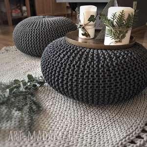 Pufa, poducha, siedzisko lotos knitting factory siedzisko, joga
