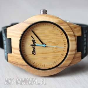 damski drewniany zegarek jay blue, zegarek, damski, drewniany, bambusowy, lekki