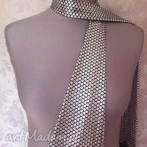 krawaty krawat damski izabella, krawat, damski, moda