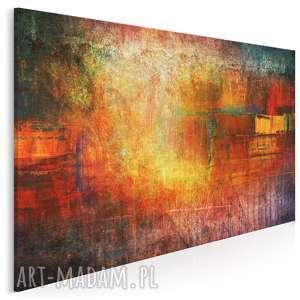 obraz na płótnie - abstrakcja sztuka 120x80 cm (58001)