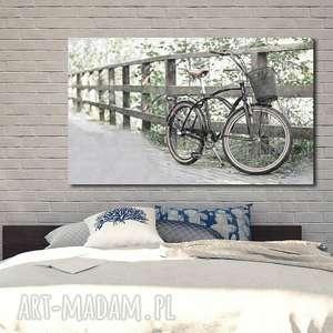 obraz xxl rower 1 - 120x70cm na płótnie, obraz, rower